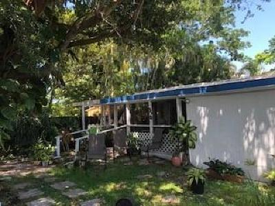 West Palm Beach Single Family Home For Sale: 1198 Royal Palm Avenue