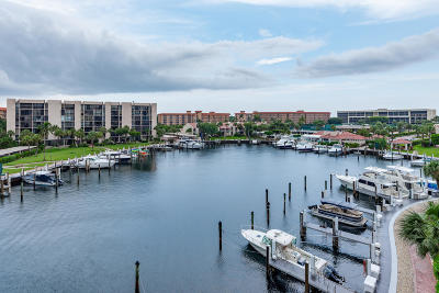 Yacht & Racquet Club Of Boca Raton, Yacht & Racquet Club Of Boca Raton Condo Rental For Rent: 2687 Ocean Boulevard #501