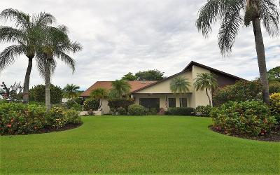 Port Saint Lucie Single Family Home For Sale: 2121 SE Abcor Road