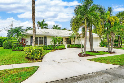 Boca Raton Single Family Home For Sale: 1279 Sugar Plum Drive