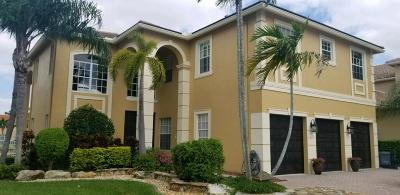 Lake Worth Single Family Home For Sale: 6077 Bither Way