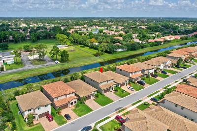 Lake Worth Single Family Home For Sale: 6873 Langdon Way