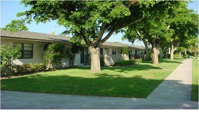 Lake Worth Multi Family Home For Sale: 3515-3535 Melaleuca Lane