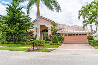 Boca Raton Single Family Home For Sale: 20172 Ocean Key Drive