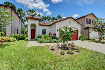 West Palm Beach Single Family Home For Sale: 4370 Buena Tara Drive