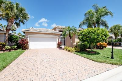 Lake Worth Single Family Home For Sale: 9653 Positano Way