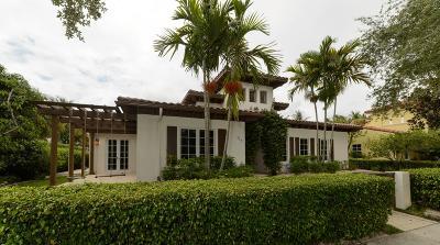 Jupiter Single Family Home For Sale: 113 Valencia Boulevard