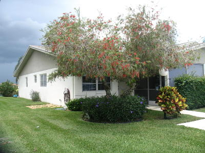 West Palm Beach Single Family Home Contingent: 5441 Janice Lane