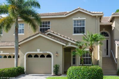 St Lucie County Townhouse For Sale: 7024 Torrey Pines Circle