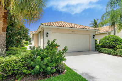 West Palm Beach Single Family Home For Sale: 7766 Nile River Road