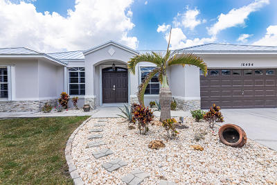 Loxahatchee Single Family Home For Sale: 16494 62 Road