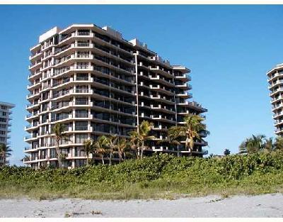 Juno Beach Rental For Rent: 530 Ocean Drive #202