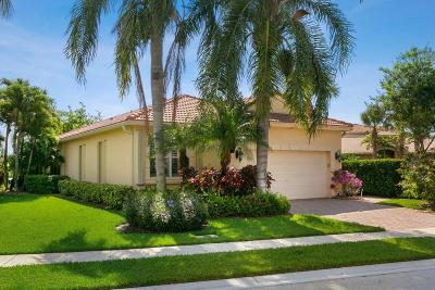 Palm Beach Gardens Single Family Home For Sale: 252 Isle Verde Way