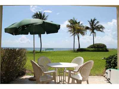 Hillsboro Beach Rental For Rent: 1039 Hillsboro Mile #7