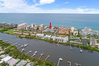 Condo For Sale: 3500 S Ocean Boulevard #210