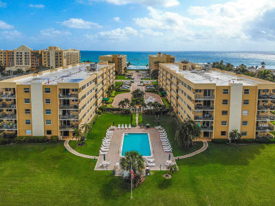 Hillsboro Beach Rental For Rent: 1236 Hillsboro Mile #508