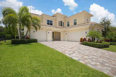 Boca Raton Single Family Home For Sale: 17411 Balaria Street