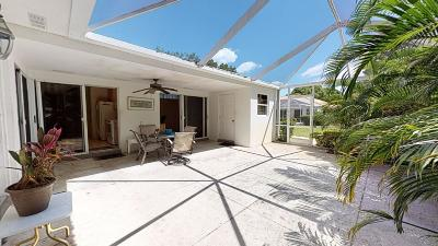 Palm Beach Gardens Single Family Home Contingent: 8503 Chapman Oak Court