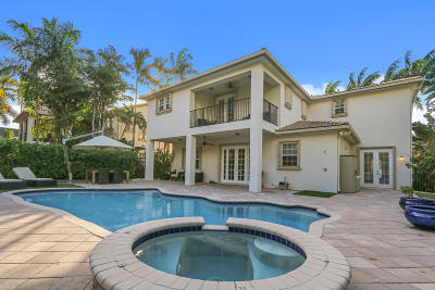 Palm Beach Gardens Single Family Home Pending: 923 Mill Creek Drive