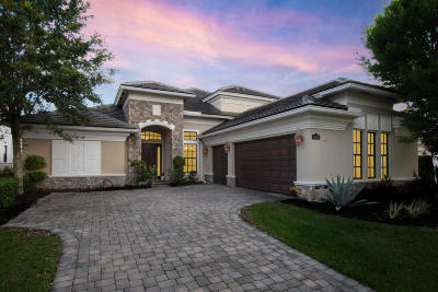 Boynton Beach Single Family Home For Sale: 9390 Equus Circle