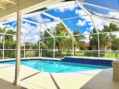 Margate Single Family Home For Sale: 7608 NW 18th Court