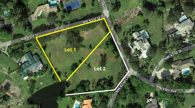 Coral Springs Residential Lots & Land For Sale: 9580 NW 43 Street