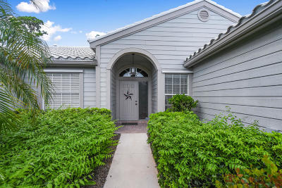 Tequesta Townhouse For Sale: 8914 SE Riverfront Terrace