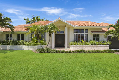 Boca Raton Single Family Home For Sale: 1968 SW 17th Street