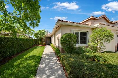 Boynton Beach Single Family Home For Sale: 6704 Old Farm Trail