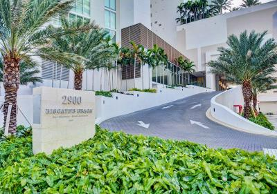 Miami-Dade County Condo For Sale: 2900 NE 7th Avenue #2609