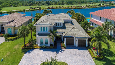 Jupiter Single Family Home For Sale: 159 Sonata Drive