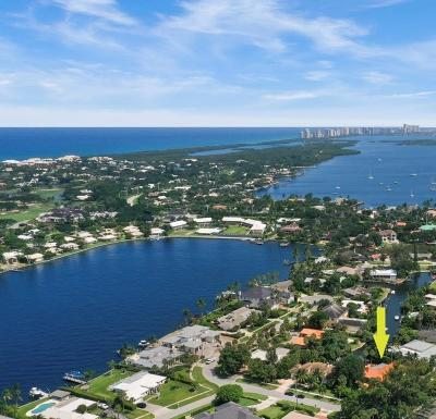 North Palm Beach Single Family Home For Sale: 11702 Landing Place