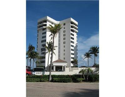 Juno Beach Rental For Rent: 600 Ocean Drive #12-B