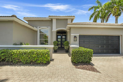 Boca Raton FL Single Family Home For Sale: $599,900