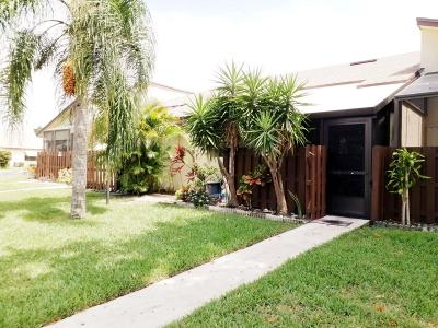 delray beach Single Family Home For Sale: 14139 Nesting Way #C