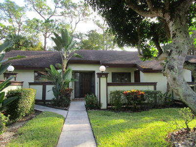 Royal Palm Beach Single Family Home For Sale: 299 Cactus Hill Court