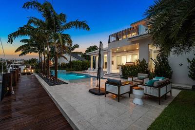 Broward County, Palm Beach County Single Family Home For Sale: 33 Ixora Way