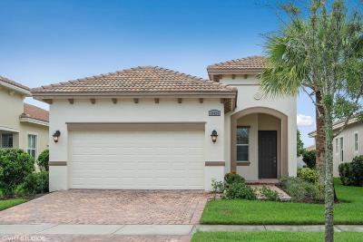 St Lucie County Single Family Home For Sale: 19026 SW Positano Way