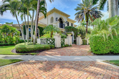 Boca Raton Single Family Home For Sale: 3747 Coventry Lane