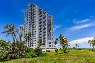 Pompano Beach Condo For Sale: 1370 S Ocean Boulevard #603