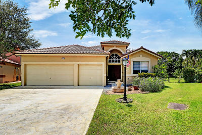 Coral Springs Single Family Home For Sale: 5765 NW 47th Court