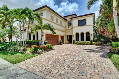 Boca Raton Single Family Home For Sale: 17810 Lake Azure Way