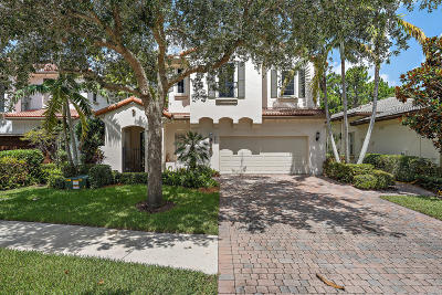 Palm Beach Gardens Single Family Home For Sale: 952 Mill Creek Drive