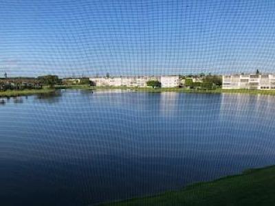 Boca Raton FL Condo For Sale: $115,000