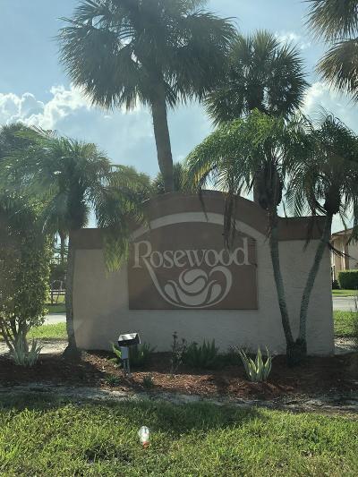 Boca Raton FL Rental For Rent: $1,600