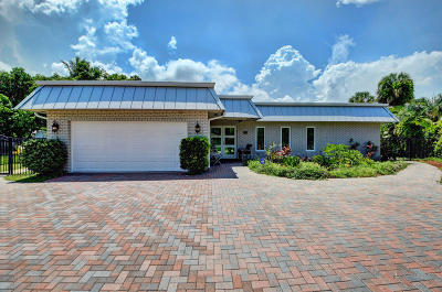 Boca Raton Single Family Home For Sale: 701 NW 11th Avenue