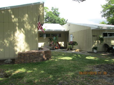 Single Family Home For Sale: 5803 Spruce Drive