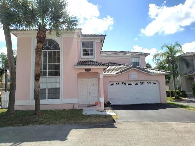 Coconut Creek Single Family Home For Sale: 5467 NW 44th Way