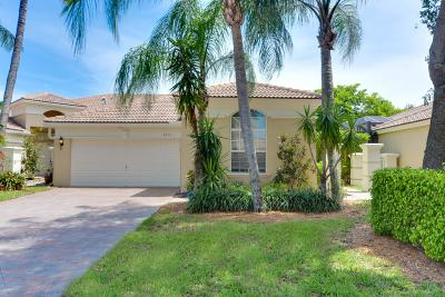 West Palm Beach Single Family Home For Sale: 8406 Staniel Cay
