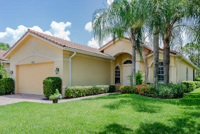 St Lucie County Single Family Home For Sale: 9128 Short Chip Circle